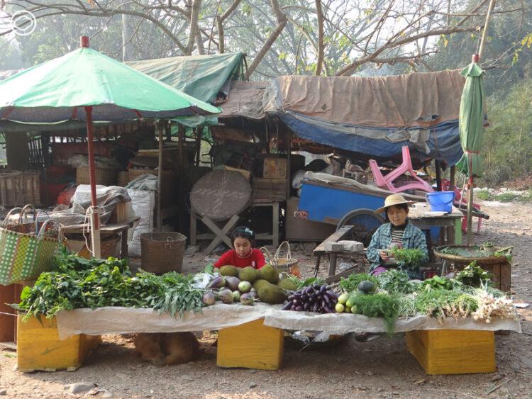 จากนิยายสิ้นแสงฉาน สัมผัสวิถีสีป่อแห่งเมียนมา เดินตลาด กินข้าวก้นบาตร ปิกนิกริมน้ำ