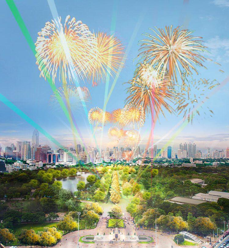 สวนลุมพินีโฉมใหม่ แนวคิดใหม่ ที่เราจะเห็นในวาระฉลองครบ 100 ปี ในปี 2025