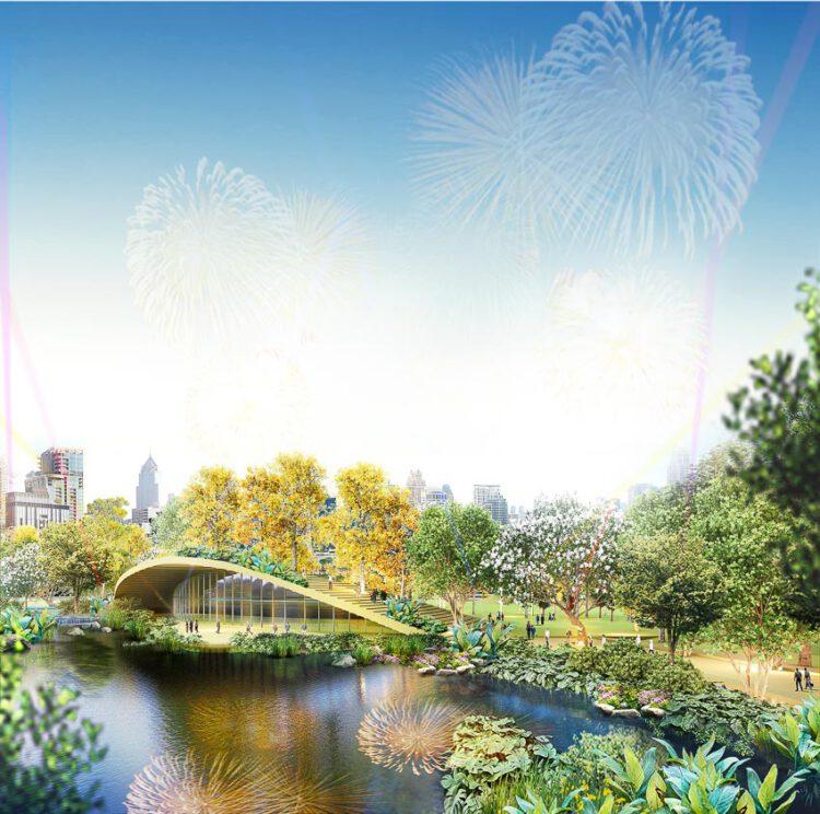 ภารกิจรีดีไซน์ 'สวนลุมพินี' สวนสาธารณะแห่งแรกของไทยครบรอบ 100 ปี กับการปรับปรุงปอดสีเขียว 360 ไร่ให้กลายเป็นพื้นที่สำหรับชาวกรุงเทพฯ ทุกคน