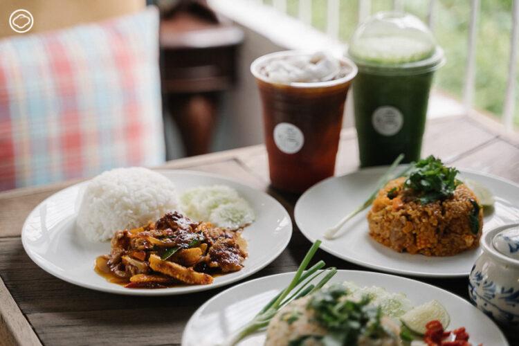 MUG Espresso House, ร้านกาแฟและน้ำผักผลไม้สกัด จุดแวะพักคนรักสุขภาพ