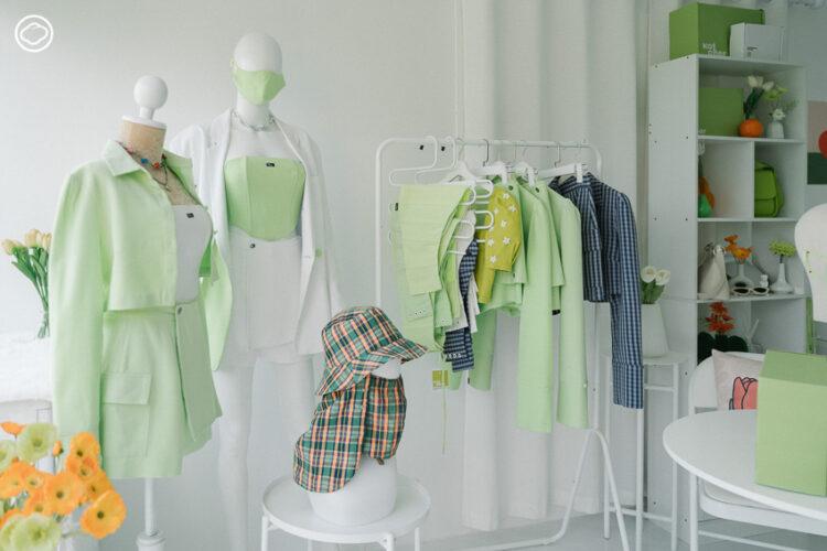 Kotcher, เสื้อผ้าสตรีทแวร์ของสาวอีสานจากฝีมือแม่ใหญ่ในชุมชน
