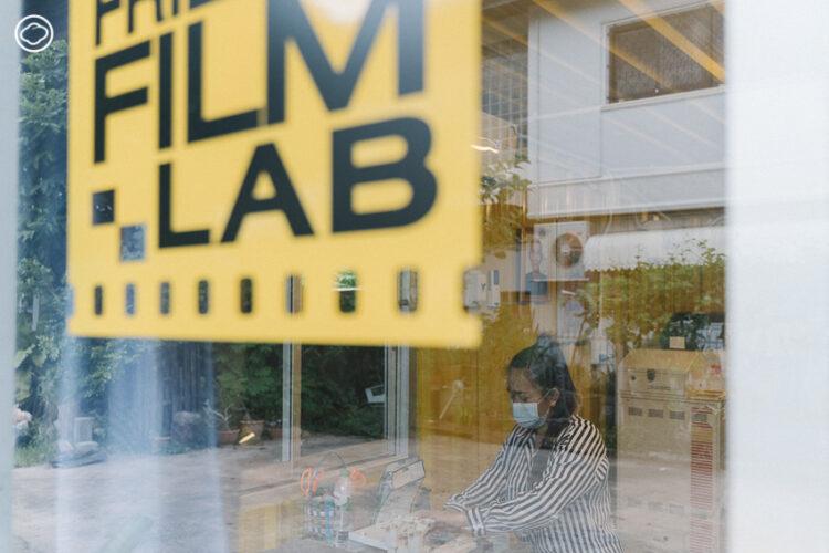Friends film lab, แล็บล้างฟิล์มของหนุ่มสารคามที่อยากสนับสนุนวงการฟิล์มในบ้านเกิด