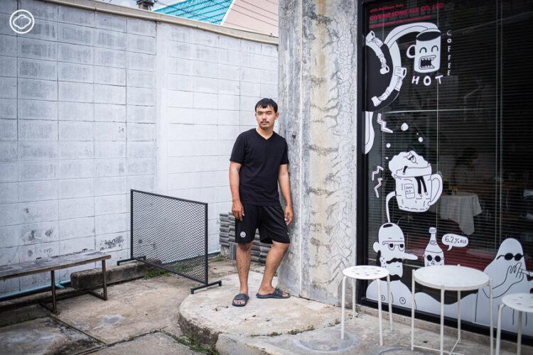 หมูปิ้ง ศุภชัย 'เชฟหมู ณ ป้อมยาม' TikToker ล้านวิววัย 19 ที่ทำอาหารด้วยหม้อหุงข้าวใบเดียว