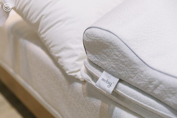 mr.big ธุรกิจหมอนของนักกายภาพบำบัด ผู้อาสาแก้ปัญหาการนอนอย่างถูกวิธี