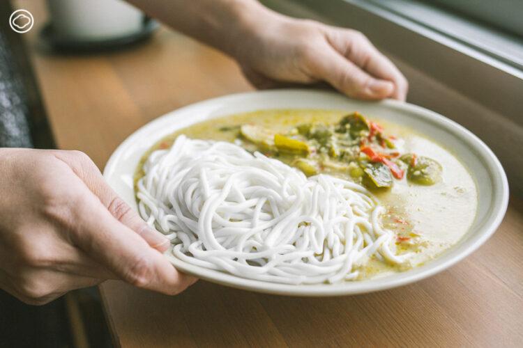 Nimnim Noodle นวัตกรรมเส้นไข่ขาวครั้งแรกของโลกคิดโดยคนไทย ที่อยากให้คนป่วยได้กินของอร่อย