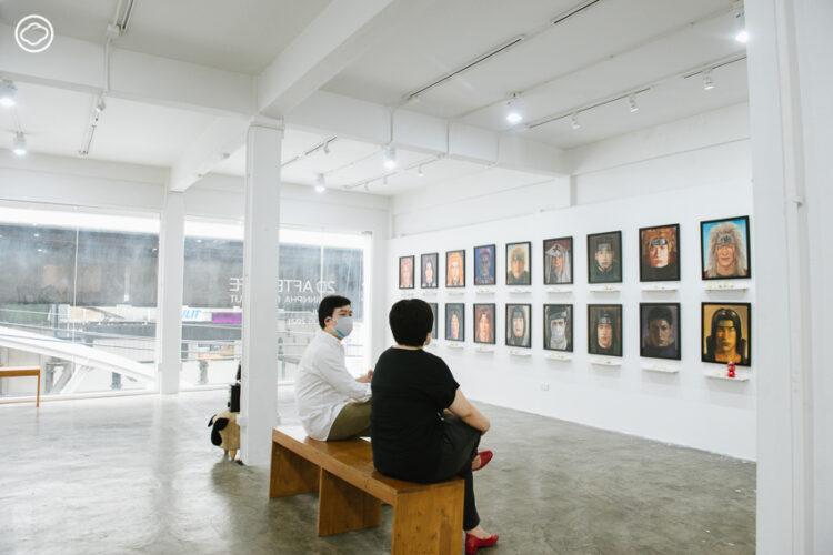 การแจ้งเกิดในโลกใบใหม่ใหญ่กว่าเดิมของ Palette Artspace สู่ดินแดนที่ซื้อขายงานศิลปะทั้งในพื้นที่จริงและโลกเสมือน