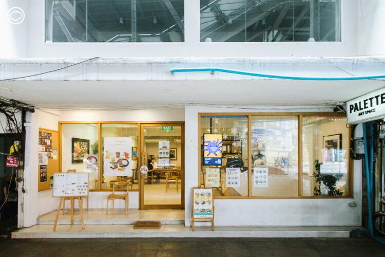 เส้นทางของ Palette Artspace จากแกลเลอรี่ย่านทองหล่อ สู่ดินแดนซื้อขายศิลปะ NFT