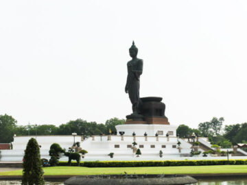 พุทธมณฑล : เมกะโปรเจกต์พุทธสถานยุคกึ่งพุทธกาลของจอมพล ป. พิบูลสงคราม