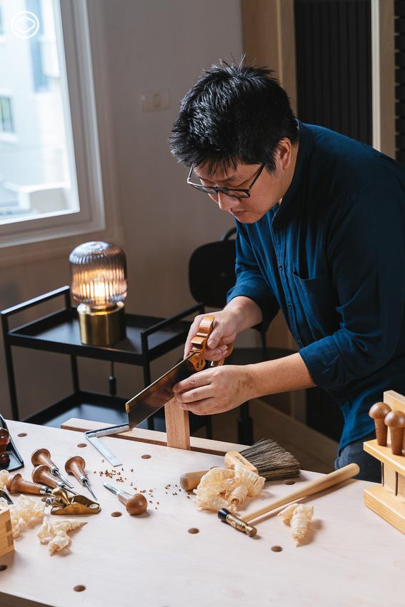 Siamwoodworker พื้นที่ของคนรักงานไม้ ขายตั้งแต่เครื่องมือยันสอนสร้างงานแรกของตัวเอง