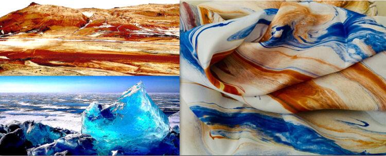 ทะเลทรายกับภูเขาน้ำแข็ง หลอมรวมกันในผืนผ้าบาติกของดญาบาติก อ.ปักธงชัย จ.นครราชสีมา