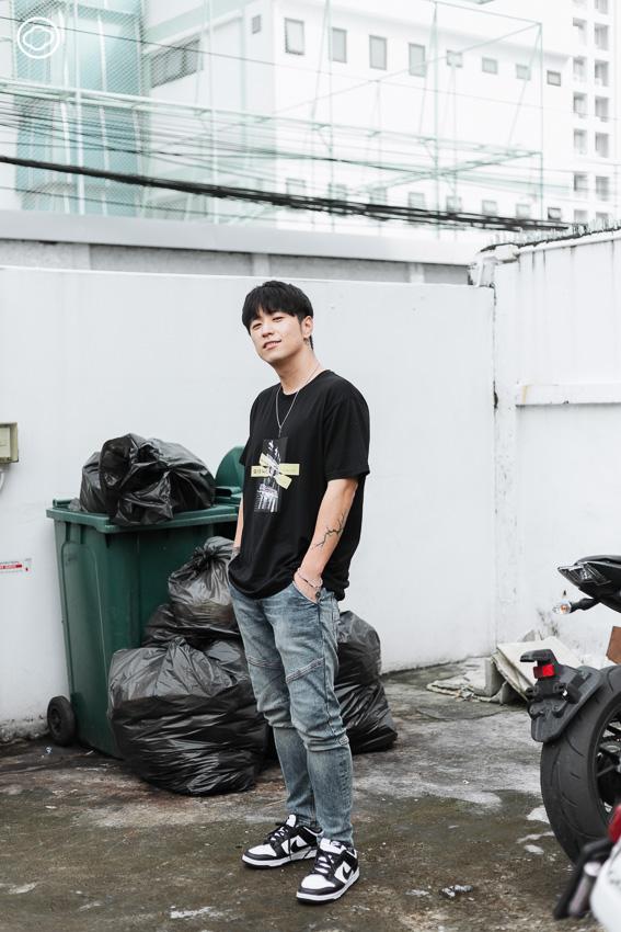 BangkokBoy แรปเปอร์เกาหลีที่อยู่เมืองไทยมา 17 ปี และอยากยังอยู่ต่อไปจนถึงวัยเกษียณ