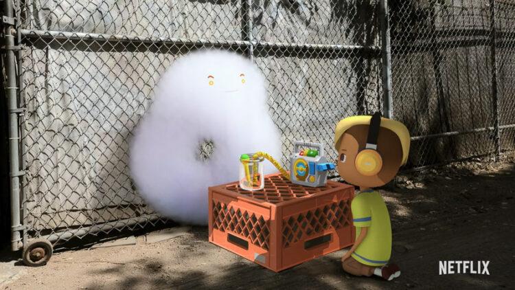 City of Ghosts แอนิเมชันล่าท้าผีฉบับเด็ก ไม่น่ากลัว แถมชวนสำรวจความหลากหลายใน L.A.