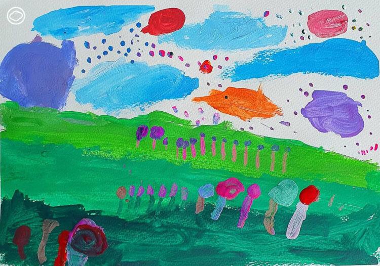 ห้องเรียนศิลปะในอ่างทองของสองสาวพี่น้อง ที่อยากเป็นพื้นที่ปลอดภัยให้เด็กๆ เติบโตเป็นผู้ใหญ่ที่มีความสุข
