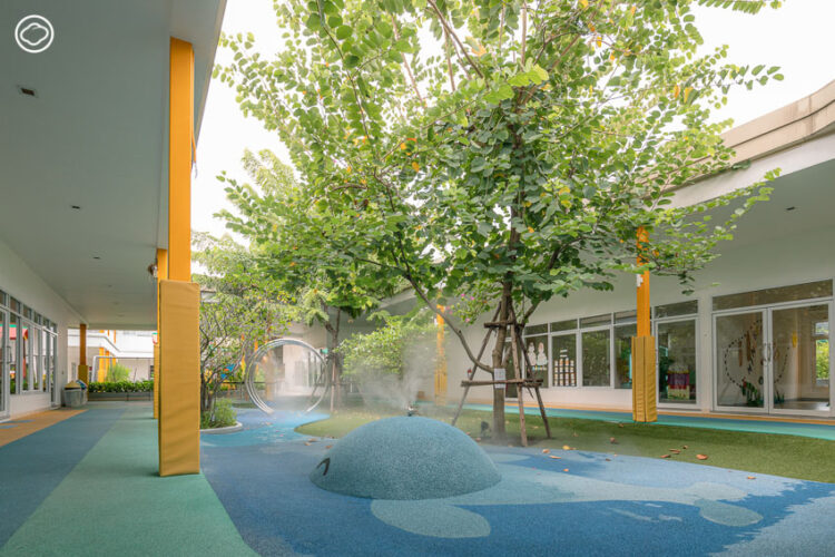 Hummingbird โรงเรียนอนุบาลนานาชาติที่สมุดพกไม่ได้บอกเกรด แต่รายงานสุขภาพใจกายของเด็ก