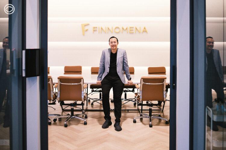 เจษฎา สุขทิศ ผู้ปั้น FINNOMENA สตาร์ทอัพฟินเทคด้วยหัวใจ จนทำยอดได้เกิน 32,000 ล้านบาท