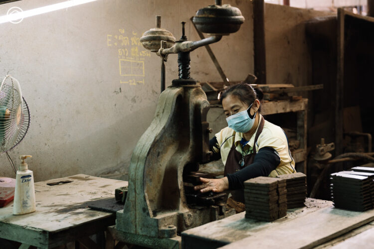 แม่ริม เซรามิค โรงงานกระเบื้องแฮนด์เมดเชียงใหม่ที่มีลูกค้าเป็น ผกก. The Godfather